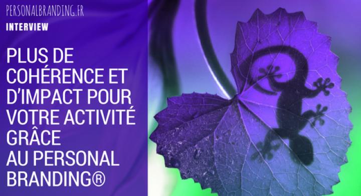 Interview de Béatrice Cuvelier par Martine NM : Plus de cohérence et d'impact pour votre activité grâce au Personal Branding®