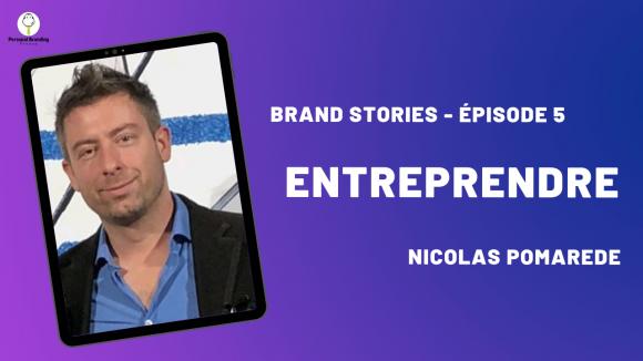 Entreprendre avec Nicolas Pomarede